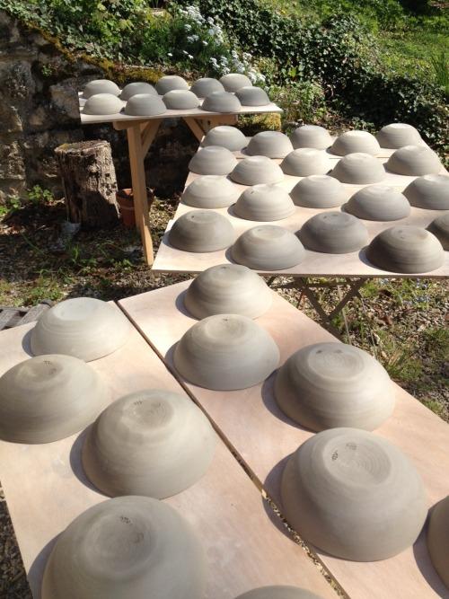 ceramica secado