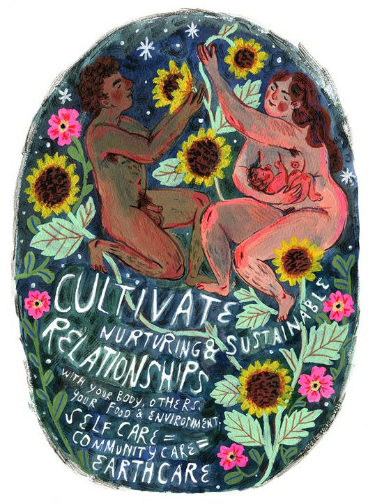 cultivatenurturing&sust.relationships