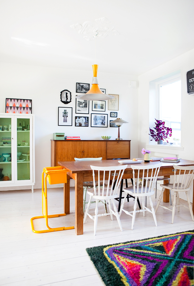 colorfull swedish house 3