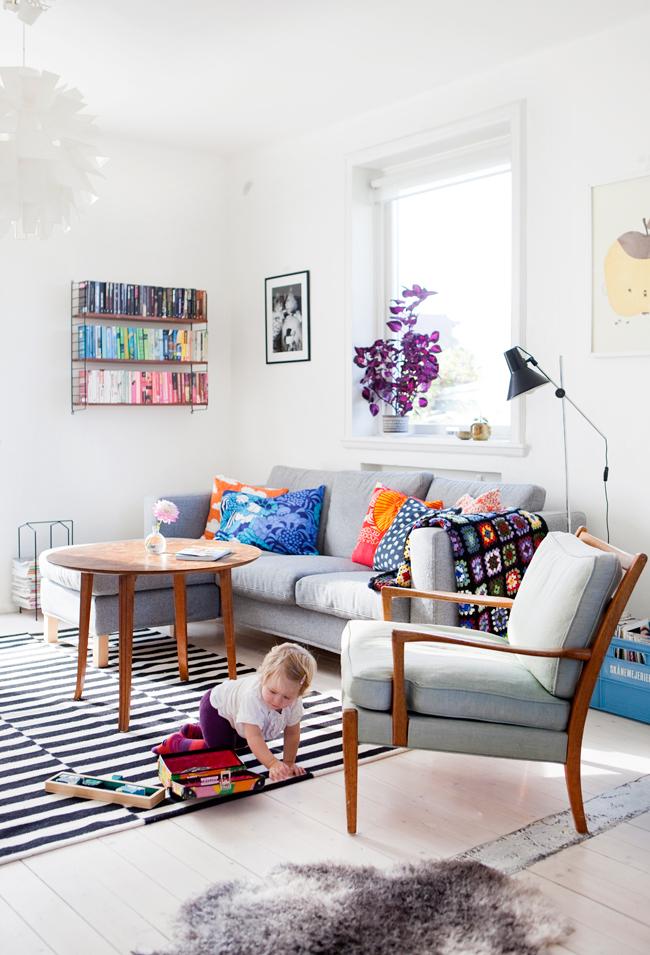 colorfull swedish house 4